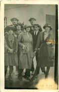 Cpa Photo SAINT AGNANT 17 Frairie Du Pont De Saint Agnant, 16.05.1921 - Autres Communes