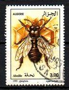 ALGERIE. N°1081 Oblitéré De 1995. Abeille. - Honeybees
