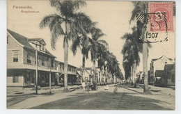 SURINAM - SURINAME - PARAMARIBO - Maagdenstraat - Surinam