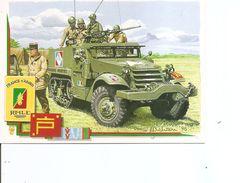 Militaria - Légion étrangère -RMLE ( Carte Commémorative De Grande-bretagne De 1998 à Voir) - Militaria