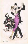 I  FOX TROT Getekend Dolly WASMES Les Gais Amis - Autres Illustrateurs