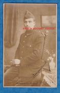 CPA Photo - MUNSTERLAGER In HANNOVER - Portrait Du Poilu Raymond HEIRMAN W.B. 46. Chef Beublet Armée Belge 1916 Ww1 - War 1914-18