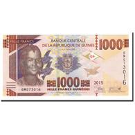 Guinea, 1000 Francs, 2015, KM:48, NEUF - Guinée
