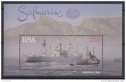 South Africa - 1996 Safmarine Block (2) MNH__(TH-14410) - Blocs-feuillets