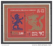 South Africa - 1997 Hong Kong-97 Block MNH__(TH-9676) - Blocs-feuillets