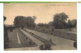 CPA-49-1915-SEGRE-CHATEAU DE LA LORIE-LE PARC- - Segre