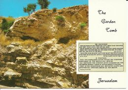 """JERUSALEM , The Garden Tomb """" The Place Of A Skull """" - Israel"""