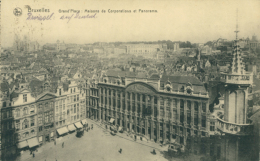 BE BRUXELLES  / Grand'Place  / - Belgium