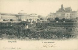BE BRUXELLES  / Le Jardin Botanique /  Nels Série 1 N° 50 - Belgium