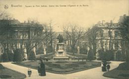 BE BRUXELLES  / Square Du Petit Sablon  / - Belgium