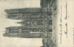 BE BRUXELLES  / L'église  Sainte Gudule /  Nels Série 1 N° 19 - Belgium