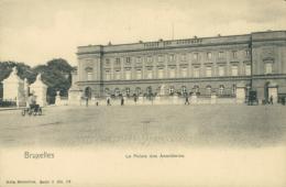 BE BRUXELLES  / Le Palais Des Académies /  Nels Série 1 N° 59 - Belgium
