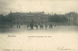 BE BRUXELLES  / Les écoles Communales à Saint Gilles /  Nels Série 1 N° 268 - Belgium
