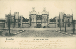BE BRUXELLES  / La  Prison De Sainte  Gilles  / Nels Série 1 N° 433 - Belgium