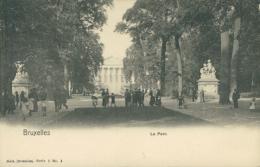 BE BRUXELLES  / Le Parc / Nels Série 1 N° 1 - Belgium