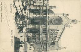 BE BRUXELLES  /Eglise Sainte Catherine / Nels Série 1 N° 72 - Belgium