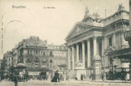 BE BRUXELLES  /  La Bourse / Nels Série 1 N° 134 - Belgium