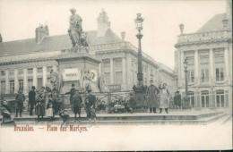 BE BRUXELLES  /  Place De Martyrs / - Belgium