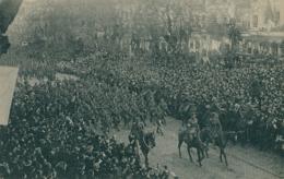 BE BRUXELLES  /  Entrée Du Roi Et Des Troupes Alliées  Le 22 Novepmbre 1918  Troipes écossaises / - Belgium