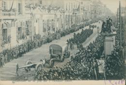 BE BRUXELLES  /  Entrée Du Roi Et Des Troupes Alliées  Le 22 Novepmbre 1918 Grosse Artillerie Belge  / - Belgium