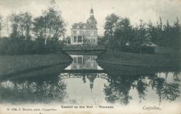 BE  CAPELLEN /  Kasteel Op Den Wal  Warande / - Belgique