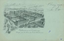 BE  CARLSBOURG / Etablissement Dirigé Par Les Frères Des écoles Chrétienne / - Paliseul