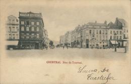 BE  COURTRAI   / Rue De Tournai / - Kortrijk