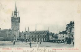BE  COURTRAI   / Le Beffroi / - Kortrijk