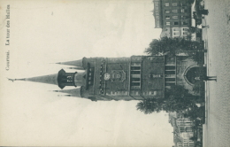 BE  COURTRAI   / La Tour Des Halles / - Kortrijk