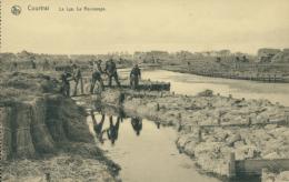 BE  COURTRAI   / La Lys Le Rouissage / - Kortrijk