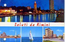 Saluti Da Rimini - 5526 - Formato Grande Viaggiata – E 2 - Rimini