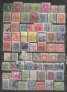Q926A-LOTE SELLOS ANTIGUOS CLASICOS AUSTRIA,CON UNOS POCOS AMORTIZA,SIN TASAR,VEA. - Collections