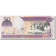 Dominican Republic, 50 Pesos Oro, 2001-2002, 2003, KM:170c, NEUF - Dominicaine