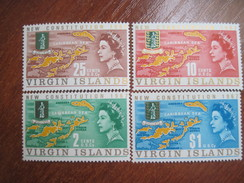 British Virgin Islands 1968 New Constitution  MNH - British Virgin Islands