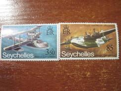 Seychelles Airport Competition Ari Planes   MNH - Seychelles (1976-...)