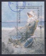 RUMANIA 2003 HB-266 USADO - Hojas Bloque