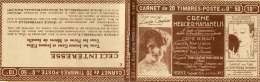 Carnet N°199 C32  Grey Poupon, Calvet - Moet , Guyot , Couv. Créme Hamamelis Mercier - Uso Corrente