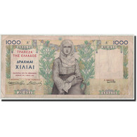 Grèce, 1000 Drachmai, 1935, 1935-05-01, KM:106a, TB - Griekenland