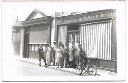 DEVANTURE DE MAGASIN - Restaurant Et Café De La Terrasse  - CARTE PHOTO - Restaurants