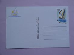 1990 Entier  Postal  2648 - CP1  Bateaux  Ships  La Poste - Entiers Postaux