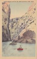 Texas Santa Helena Canyon Big Bend National Park - Big Bend