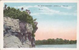 Wisconsin Janesville Big Rock Monterey 1935 - Janesville