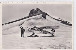 Aterrisage Sur Le Glacier Des Diablerets - 1946-....: Moderne