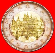 § BI-METALLIC: CZECH REPUBLIC ★ 50 KORUN 2010! LOW START★ NO RESERVE! - Tchéquie