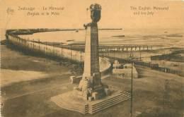 ZEEBRUGGE - Le Mémorial Anglais Et Le Môle - Zeebrugge