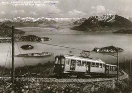 B 1343 - Treni Stresa-Mottarone - Trenes