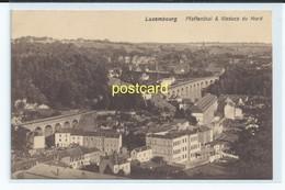 LUXEMBURG. OLD POSTCARD C.1910 # 72 - Luxemburg - Town
