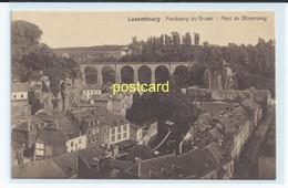 LUXEMBURG. OLD POSTCARD C.1910 # 71 - Luxemburg - Town