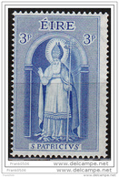 Ireland 1961, Anniv, Of  St. Patrick´s Death, 3p, MNH - 1949-... Republic Of Ireland