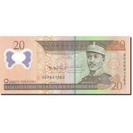 Dominican Republic, 20 Pesos, 2009, KM:182a, 2009, NEUF - Dominicaine